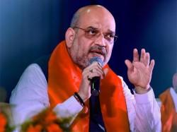 Lok Sabha Election 2019 Ahead Of Amit Shah S Rally Naxals