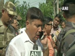 Lok Sabha Elections 2019 West Bengal Bjp Arjun Singh Alleges That He Was Attacked
