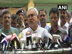 Opting Out Modi Government Nitish Kumar Says We Had Not Asked For Any Berth