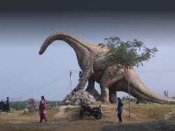 Know About Dinosaur Fossil Park In Raiyoli Balasinor