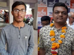 Barber And Chowkidar Son Top Gujarat Board 12th Science Result