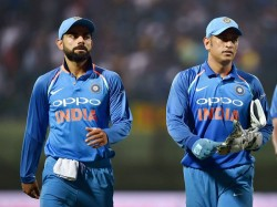 Virat Kohli Is Nothing Without Ms Dhoni Says Dhoni S Childhood Coach Keshav Banerjee
