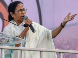 Mamta Banerjee Hits On Bjp Over Jai Shri Ram Slogan Says No Temple Built