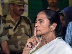 Mamata Banerjee Rejects Exit Polls Calls It Gossip Smells Conspiracy