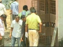 Explosion Near Congress Mla S House In Bengaluru 1 Dead