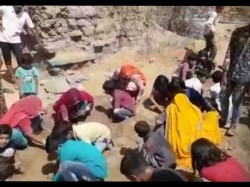 Silver Coins Found In Salawa Kalan Village Of Jodhpur