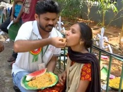 Gowtham Kumar Sets World Record For Serving Food To 1 000 People In One Day