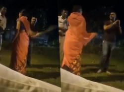 Haryana Women Publicly Thrashed By Policemen 5 Suspended After Video Goes Viral