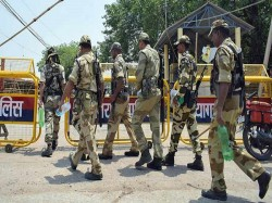 High Security In All States After The Home Ministry S Alert