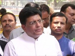 Bjp Wants Re Poll In West Bengal For Constituencies Where Violence Occurred Piyush Goyal Meets Ec