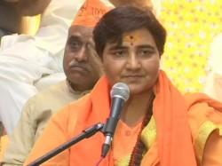Lok Sabha Elections 2019 Election Commission Sends Notice Pragya Thakur Campaigned Despite 72 Hr Ban