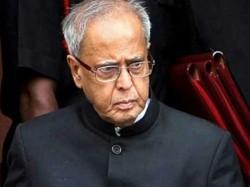 On The Security Of Evm Pranab Mukherjee Too Concerned