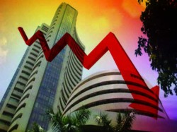 After The Trends Of Counting The Bse Sensex Closing With The Downturn