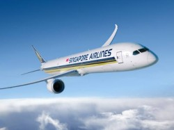Emergency Landing Of Singapore Airlines At Delhi Airport