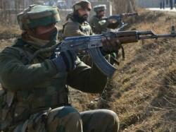 Jammu Kashmir One Militant Killed In Sopore Encounter