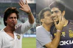 Shahrukh Khan Special Tweet For Shubman Gill Father After Beat
