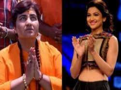 Gauhar Khan Slams Pragya Thakur For Apologising Her Statement On Nathuram Godse