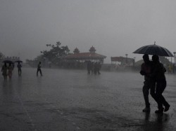 Monsoon Late Heavy Rain In Karnataka Very Hot In North India