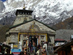 Char Dhan Yatra Badrinath Dham Doors Opens Today For Pilgrims