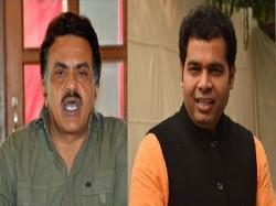 Lok Sabha Elections 2019 Bjp Attacks Congress After Sanjay Nirupam Calls Pm Modi Aurangzeb