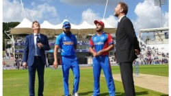 Icc World Cup 2019 India Vs Afghanistan Match India Win Toss Decided To Bat First