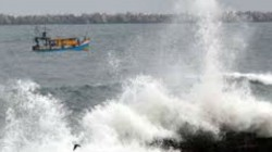 Cyclone Vayu Is Expected To Hit North Gujarat Coast On Monday Midnight As A Depression