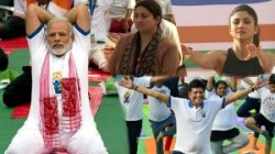 Pics Video Of International Yoga Day 2019 Its Really Amazing Have Look