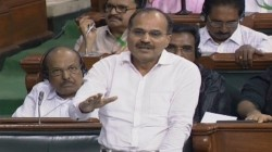 Adhir Ranjan Chaudhary Apologize For His Controversial Comment On Pm Modi