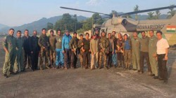 An 32 Crash Rescue Crew Came Back After 17 Days