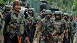 One Major Martyr In Jammu And Kashmir Encounter