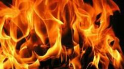 Surat Fire Break Outs In Factory Near To Gyanganga School