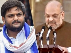 After Amit Shah Became Home Minister I Am Getting Threats Says Hardik Patel