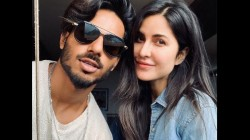 Katrina Kaif Introduces Her Brother In Insta Post