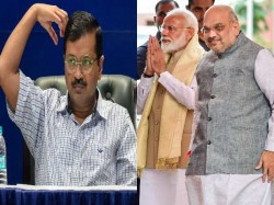 Arvind Kejariwal Predicted Way Before Election That Amit Shah Will Be Home Minister