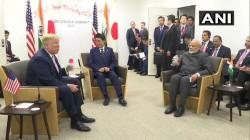 Japan Trilateral Meeting Being Held Between Japan India Us On Sidelines Of G20 Summit