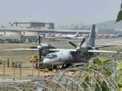 Missing An 32 Aircraft Wreckage Located In Arunachal Pradesh