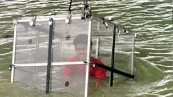 Kolkata Magician Dies Underwater After Stunt Fails Body Found