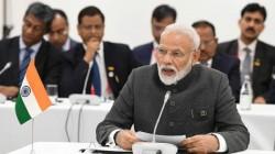 Pm Modi Said Terrorism Is A Big Threat To Humanity