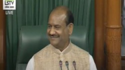 Om Birla Elected As Speaker Of 17th Lok Sabha