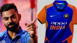 Here Is Why Indian Team Will Wear Orange Jersey Against England