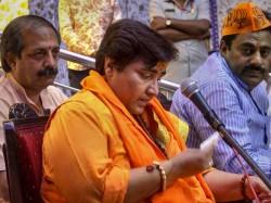 Sadhvi Pragya To Appear Before Court At Least Once A Week