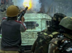 Four Terrorists Killed By Security Forces In Lassipora Pulwama Encounter Search Operation Underway