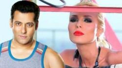 Salman Khan And His Rumoured Girlfriend Iulia Vantur Were Spotted On Bicycle Ride In Mumbai
