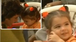 Video Of Sara Ali Khan With Dad Saif Ali Khan Is Most Cute Thing On Internet Today Video