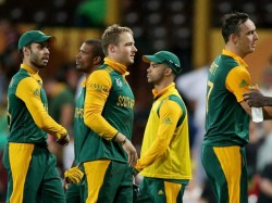 Icc World Cup 2019 South Africa Won The Toss And Opt To Bat