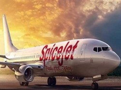 Due To Tyre Explode Flight Of Jet Spice Has Been Emergency Landed In Jaipur Airport
