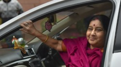 Sushma Swaraj Vacant Her Official Government Bungalow