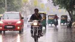 During The Last 24 Hours Foothills And Eastern Parts Of Uttarpradesh Received Moderate Rains