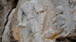 Statue Of Lord Ram Lakshman Hanuman Found In Iraq Cliff Claims Ayodhya Sodh Sansthan