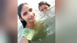 Two Sisters Drown In Ganga While Taking Selfie